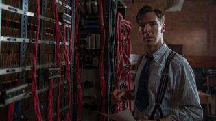 L'acteur Britannique Benedict Cumberbatch incarne Alan Turing. Une prestation remarquée qui lui vaut d'être nommé pour l'Oscar du meilleur acteur  (SquareOne Entertainment)