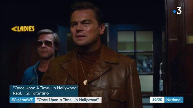 "Cinéma : Tarantino fait son retour au cinéma avec ""Once upon a time in Hollywood"""