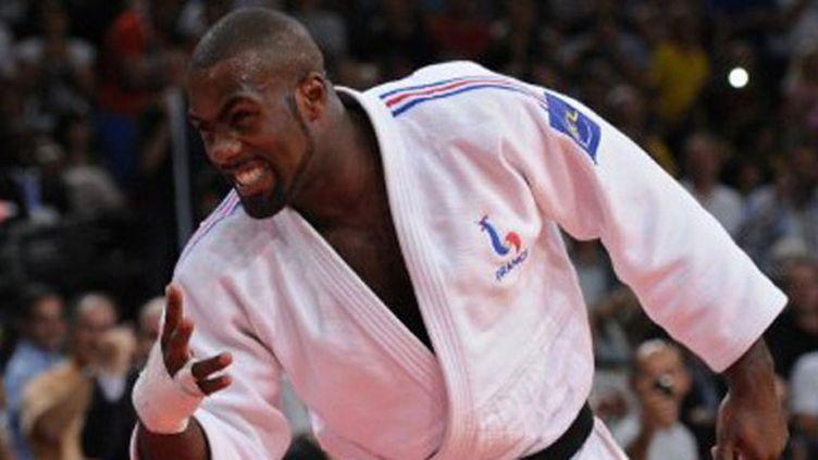 La rage du champion olympique Teddy Riner