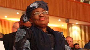 Ngozi Okonjo-Iweala, alors ministre des Finances du Nigeria, à Paris, en février 2015. (PAUL-MARIE GUYON / CROWDSPARK)