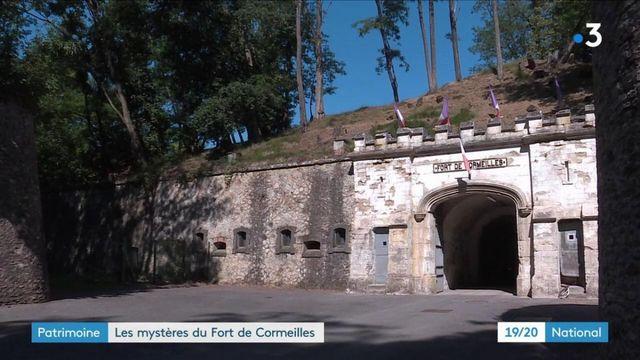 Patrimoine : à la découverte du Fort de Cormeilles