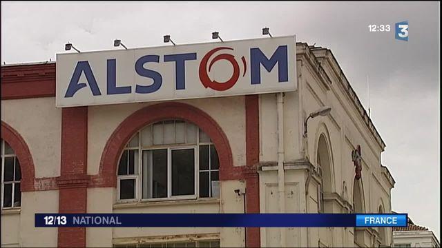 Alstom : une opération de sauvetage difficile pour le site de Belfort