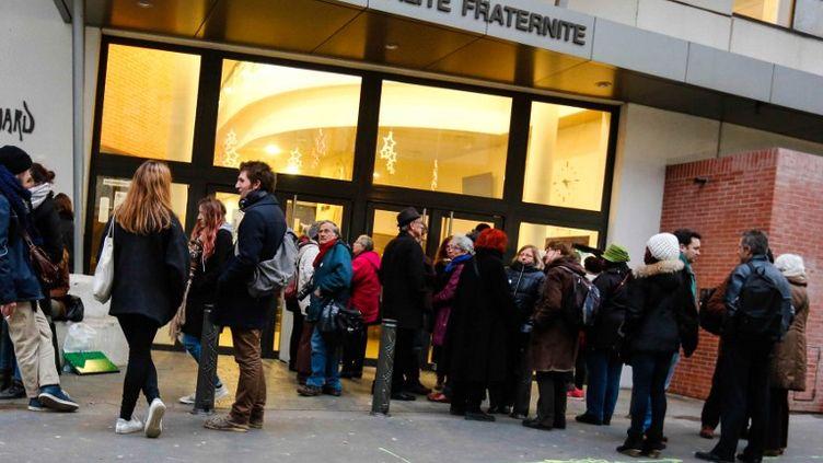 Le collège Henri-Guimard à Paris, le 5 janvier 2015. (CITIZENSIDE.COM / AFP)