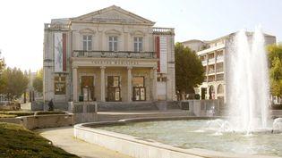 Le théatre de Montélimar (Drôme) a rouvert ses portes au public après quinze ans de fermeture (MAXPPP)