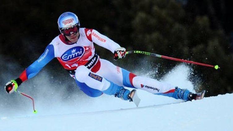 Le Suisse Didier Defago