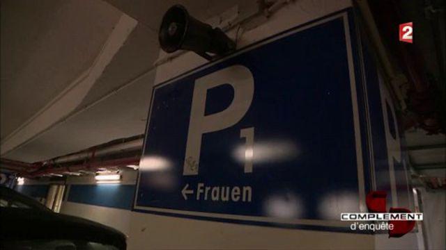 L'Allemagne a inventé les places de parking pour femmes