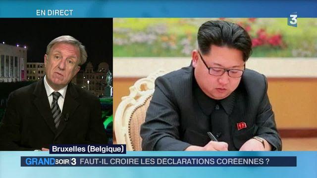 L'essai nucléaire de la Corée du Nord est un message de souveraineté