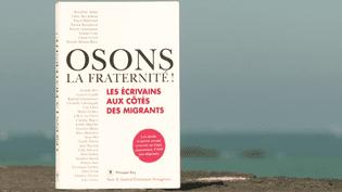 """Le livre """"Osons la fraternité !""""  (France Ô / Culturebox)"""