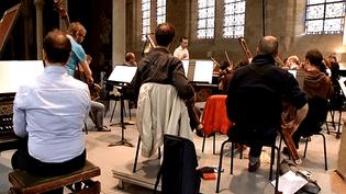 "Les ""Musiciens du Paradis"" de Bertrand Cuiller  (France 3)"