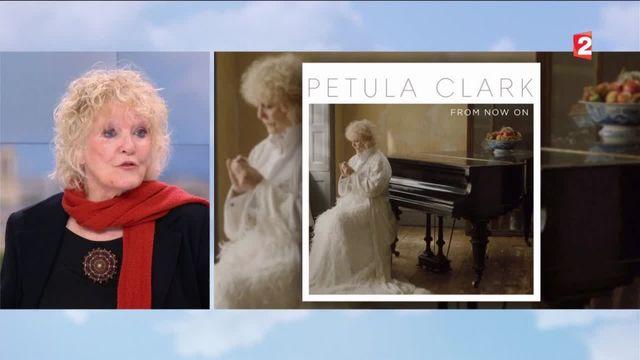 Petula Clark : la chanteuse de 83 ans présente son nouvel album