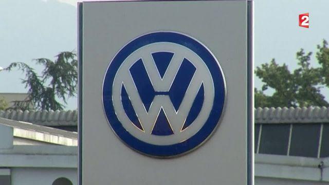 Affaire Volkswagen : près d'un million de voitures concernées en France.