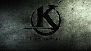 """Le logo du premier volet du film """"Kaamelott"""", dont les premières images ont été dévoilées par Alexandre Astier, le 22 janvier 2020. (CAPTURE D'ÉCRAN TWITTER)"""