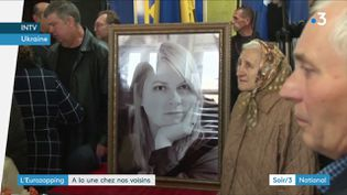 La militante anticorruptionKateryna Handziouk tuée en Ukraine (France 3)