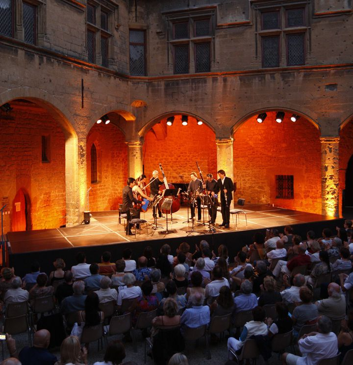 A Salon-en-Provence, le festival Musique à l'Emperi.  (Festival Musique à l'Emperi)