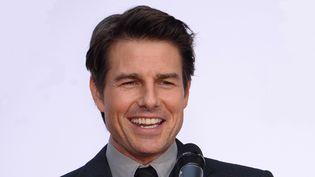 Tom Cruise le 3 décembre 2013.  (Robyn Beck / AFP)