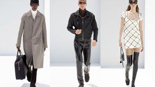 Corruèges printemps-été 2022, à laParis Fashion Week, juin 2021 (Courrèges)