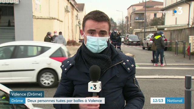 Valence : deux femmes tuées par balle, coupable présumé interpellé