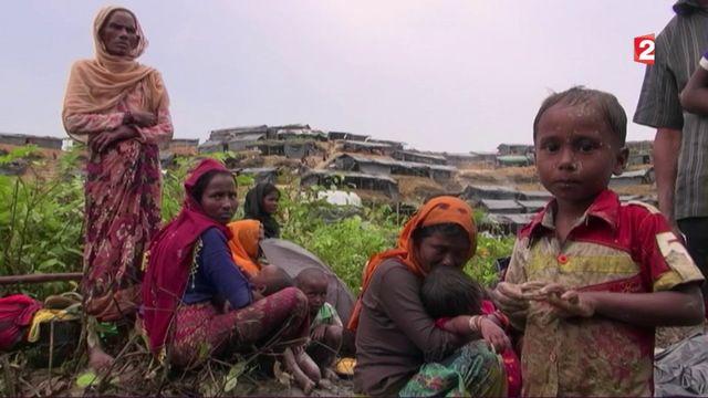 L'exode des Rohingyas devient massif vers le Bangladesh