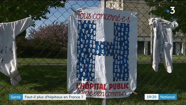 Santé : faut-il plus d'hôpitaux en France ?
