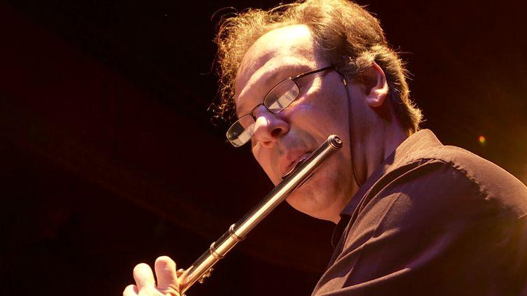 Un jazzman en résidence à Hyères (France 3)