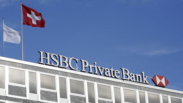 (La filiale suisse de HSBC renvoyée en correctionnelle, en France ? © REUTERS/Denis Balibouse)