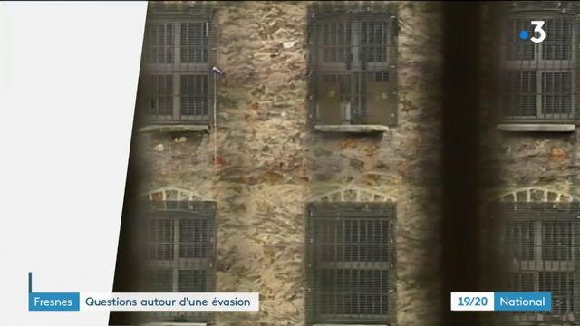 Fresnes : les questions que soulèvent l'évasion