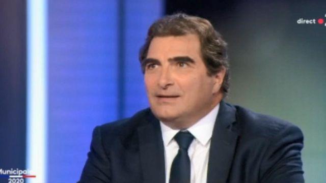 """Chistian Jacob évoque une """"victoire"""""""