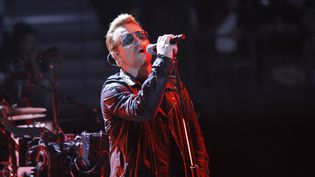 U2 en concert dans le Bercy rénové le 10 novembre 2015.  (CITIZENSIDE/FRANÇOIS LOOCK / citizenside.com)