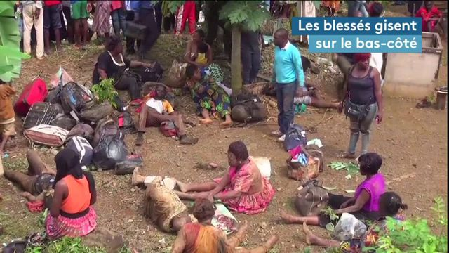Catastrophe ferroviaire au Cameroun : 55 morts et 600 blessés