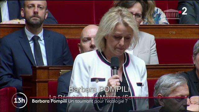 Barbara Pompili retrouve le ministère de la Transition écologique