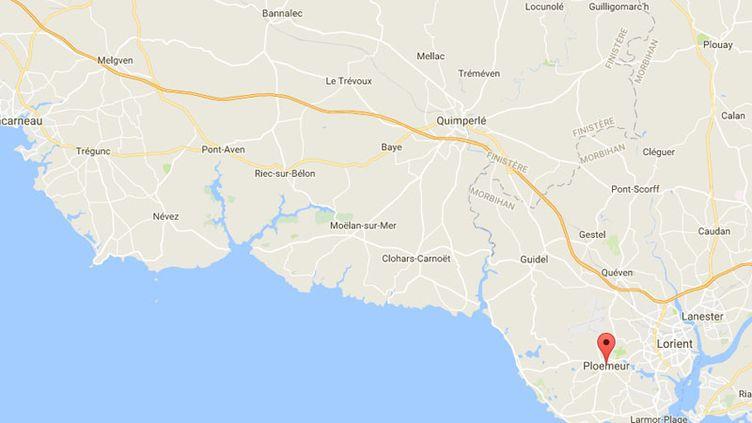 Un corpsmenottéa été repêché, vendredi 20 juillet au soir àPlœmeur, près deLorient(Morbihan). (FRANCEINFO)