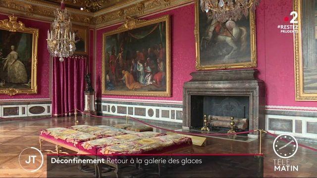Déconfinement : le château de Versailles rouvre ces portes samedi 6 juin
