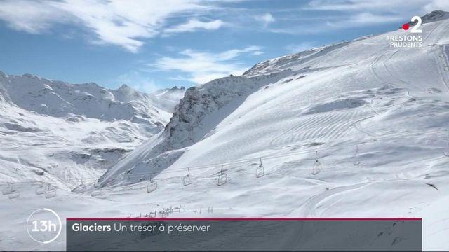 Sarenne : un glacier bientôt disparu
