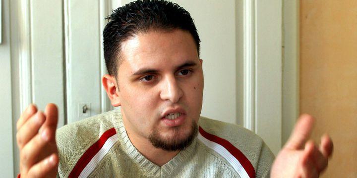 Mourad Benchellali : témoigner pour se reconstruire.  (P.Juste / Photopqr / Le Progrès)