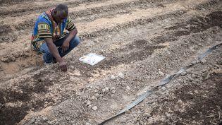Pascal Bida Koyagbele (FLORENT VERGNES / AFP)