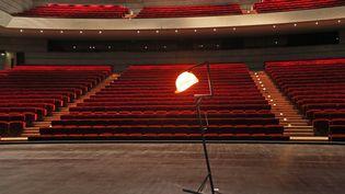 La grande salle de la Filature, à Mulhouse (10 juillet 2020) (DAREK SZUSTER / PHOTOPQR / L'ALSACE / MAXPPP)