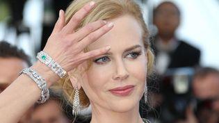 Nicole Kidman au dernier festival de Cannes 2012  (VALERY HACHE / AFP)