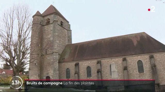 Patrimoine sensoriel : à Orphin dans les Yvelines, les cloches de l'église retentissent librement