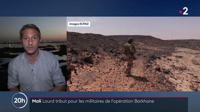 Mali : un lourd tribut pour les militaires de l'opération Barkhane