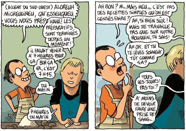 """""""A boire et à manger avec Sonia Ezgulian"""" page 15  (""""A boire et à manger avec Sonia Ezgulian"""" page 15)"""