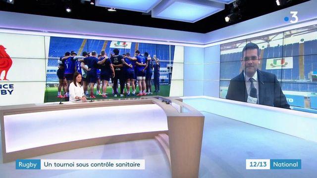 Rugby : le Tournoi des Six Nations dans un contexte de crise sanitaire