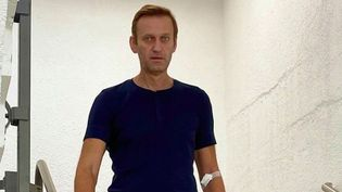 Empoisonnement d'Alexeï Navalny : l'enquête de ses proches (FRANCE 2)