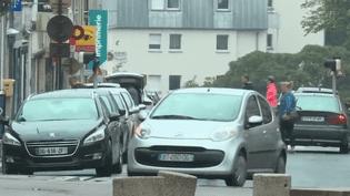 centre ville saint lo (FRANCE 2)