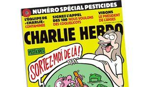 """La une de """"Charlie Hebdo"""" du 12 septembre 2018. (DR)"""