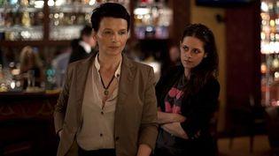 "Juliette Binoche et Kristen Stewart dans ""Sils Maria"" d'Olivier Assayas  (Carole Bethuel)"
