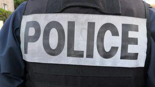 Policier (illustration). (PIERRE-ANTOINE LEFORT / FRANCE BLEU CREUSE / RADIO FRANCE)