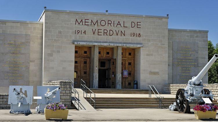Le Mémorial de Verdun fera peau neuve d'ici 2016  (DEGAS JEAN-PIERRE / HEMIS.FR)