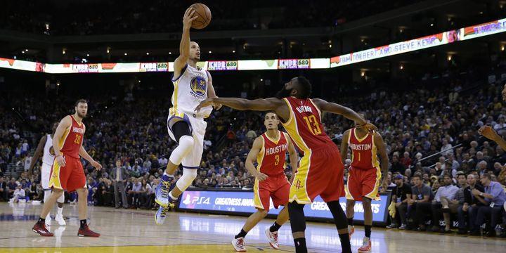 Stephen Curry peut-il finir derrière James Harden dans la course au MVP?