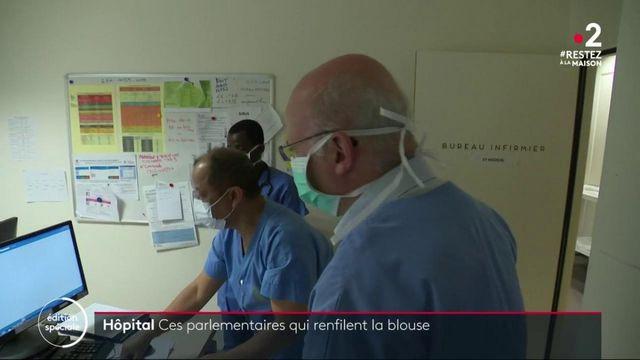 Coronavirus : ces parlementaires médecins qui reprennent du service