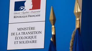 Un nouveau ministre de l'Écologie, François de Rugy, a été nommé mardi 4 septembre.  (ALEXIS SCIARD  / MAXPPP)